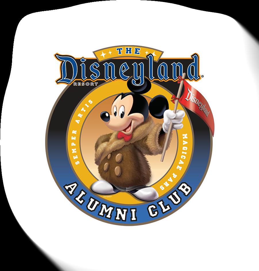 DAC Logo wGlow - Disneyland Alumni Club